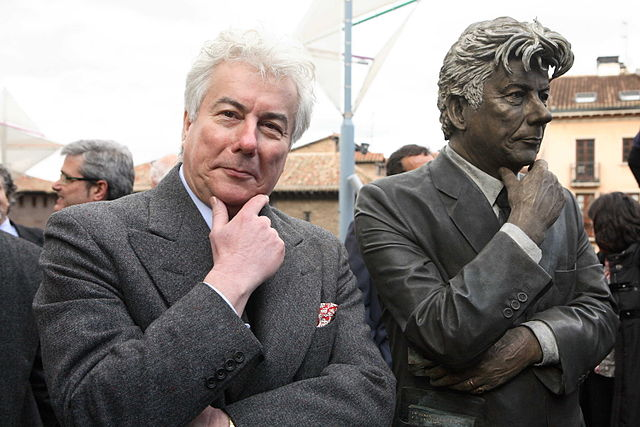 Why the Basque Country Has a Statue of Author Ken Follett